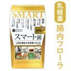SVELTY スマート菌 120粒 スベルティ 腸活 菌活 腸内フローラ ダイエット サプリメント