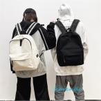 男女兼用 リュックサック 韓国風 カジュアル 女の子 通学 通勤 レディース 鞄 可愛い 大容量 リ ュック メンズバッグ マザーズ キャンバスリュック プレゼント