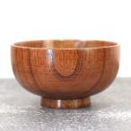 木製お椀 布袋汁椀 単品 400cc