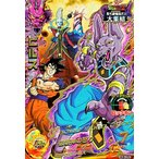 ドラゴンボールヒーローズ GM8弾 CP ビルス 【破壊神の怒り】 (HG8-CP8) 【キャンペーンカード】