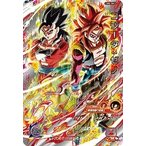 スーパードラゴンボールヒーローズ UM8-SEC2 UR ゴジータ:ゼノ 【ユニバースミッション8弾】 【シークレットアルティメットレア】