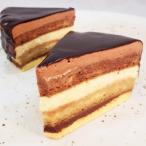 生ザッハトルテとオペラの融合 オペラザ チョコレート ケーキ