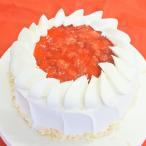送料無料 濃厚ミルクとあまおうジュレのショートケーキ15cm クリスマスケーキ 2020 予約 ギフト 苺 生クリーム お取り寄せ