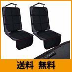 NEXSIA 1680D素材 防水 チャイルドシート保護マット2点 車用
