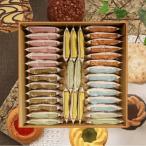 ※ ロシアケーキ お徳用 パック 36個入 ( 6種 の 詰め