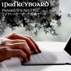 iPad キーボード ケース スタンド Air タブレット KZ-IPADKB