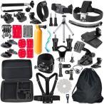 Gopro アクセサリー セット アクションカメラ撮影用パーツ 4000 SJ5000 SJ6000 MA-3