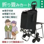 ご年配の方 椅子付き ショッピングカート 介護 福祉 歩行車 シルバーカー 買い物 お出掛け 用具 外出 歩行器 折り畳める MA-SVCART 予約
