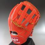 ローリングス Rawlings 一般硬式内野手用 プロプリファード ジャパン PRO PREFERRED JAPAN GH4PRJ5 ROR(レッドオレンジ) 右投げ サイズ:6
