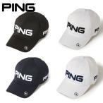 PING ピン ゴルフ 6パネルアンストラクチャー - ツアー P.Y.B キャップ 帽子