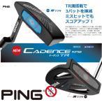 送料無料 日本仕様 PING ピンゴルフ ケーデンス TR(CADENCE) パター 長さ調節機能なし