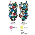 【Disney】 arena  アリーナ  レディーストレーニング水着  スーパーフライバック【swim7】【16FWA】