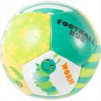 SFIDA(スフィーダ) 【ジュニア(ベビー)用サッカーボール】 FOOTBALL BUG GREEN