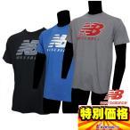 ニューバランス 半袖ベースボールTシャツ TMMT604