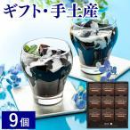 お中元 ギフト カフェラテゼリー 10個 (スイーツ お菓子 洋菓子) SGA9