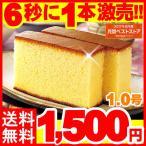 年末セール 幸せの黄色いカステラ1号 長崎心泉堂 長崎土産NSL T101