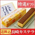 特選 お菓子 ギフト 長崎カステラ えがお (メッセージカード付き スイーツ 手土産) 送料込 TO11