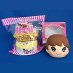 スクイーズ☆東京ベーカリー プリンセス姫スイート おうくんのほっぺ+キャッスルケーキ セット