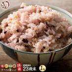米 雑穀 雑穀米 国産 栄養満点23穀米 1kg(500g x2袋) 送料無料 国内産 もち麦 黒米 雑穀米本舗