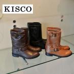 40%OFF  KISCO キスコ セール 牛革エンジニアブーツ 8715 送料無料 あすつく 定番 新作秋冬物