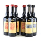 2009 シン・クア・ノン ディス・イズ・ノット・アン・イグジット アソート6本 (カリフォルニア 赤ワイン)