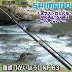 鎧峰(がいほう)NF 63 36281 シマノ