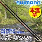 シマノ スーパーゲーム スペシャル GOKAN ZW H90-95 渓流竿