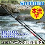 スーパーゲーム ベイシス ZP H85-90 37195 シマノ