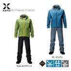 XEFO・GORE-TEX BASIC SUIT RA-217P シマノ レインウエア
