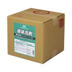 熊野油脂 スクリット 香りの液体洗剤 弱アルカリ性 10kg