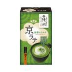 片岡物産 辻利 京ラテ 抹茶&ミルク 10本入×4