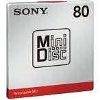 ソニー ミニディスク MDW80T 80分