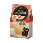 日東紅茶 厳選果汁のとろける白桃10本入×3