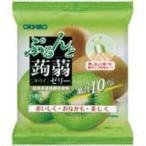 オリヒロ ぷるんと蒟蒻ゼリーパウチキウイ6個