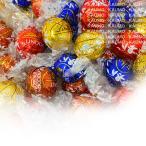 リンツ リンドール 12個 & ガトーフェスタ ハラダ グーテ・デ・ロワ 3袋(6枚)チョコ チョコレート 個包装 ラスク (食品A12-R3) バレンタイン