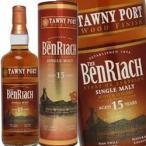 ベンリアック 15年 トゥニーポート フィニッシュ 700ml 46度 箱付