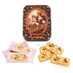 クッキー缶 洋菓子 焼き菓子 ミッキーマウス ミニーマウス レトロ 小分け ディズニーランド ディズニーシー お土産 プレゼント お菓子画像