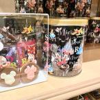 チョコレートカバードクッキー 缶入り ミッキーマウス ミニーマウス ディズニーランド ディズニーシー お土産 プレゼント ビスケット 小分け画像