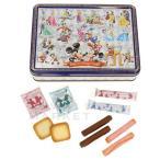 ヨックモック アソーテッドクッキー ミッキー ミニー ピノキオ 小分け お菓子 洋菓子 東京ディズニーランド グッズ お土産
