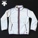 デサント DESCENTE ウェア レディス フリースジャケット DOR-C7239 ホワイト