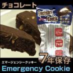 エマージェンシークッキー(チョコレート味)[1個]【7年保存】