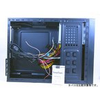 KEIAN /300W電源搭載 ブックタイプ省スペース PCケース・ベアボーン KT-MB103/カワネット