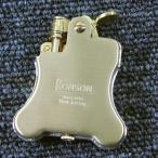 ロンソン/ronson/ バンジョー/フリントオイルライター/ブラス サテン/R01-0026