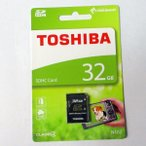 TOSHIBA  SDHCカード 32GB 東芝