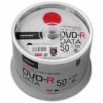 DVD-R データ用 4.7GB スピンドル 50枚 TYDR47JNP50SP