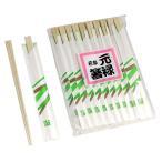 割り箸(箸袋付) 元禄箸 白樺製 50膳入