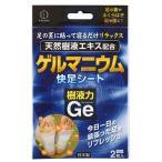 樹液力 GEゲルマニウム健康シート