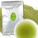 粉末緑茶 煎茶 100g入 インスタント茶 粉末茶 パウダー茶 給茶機対応 業務用