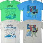 メンズ  ディズニー  「モンスターズインク」  2柄プリント  半袖Tシャツ  サイズM/L/LL  5272-4461