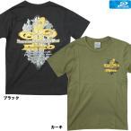 男児 「PIKO ピコ」 ゴールド使い ロゴ 半袖Tシャツ サーフ系 サイズ140/150/160cm PK6-5595
